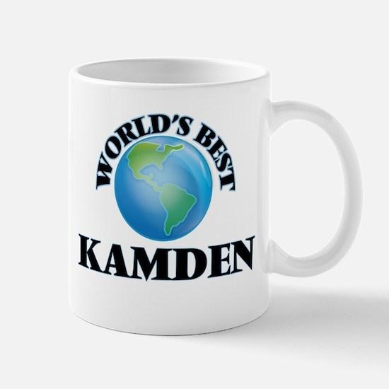 World's Best Kamden Mugs