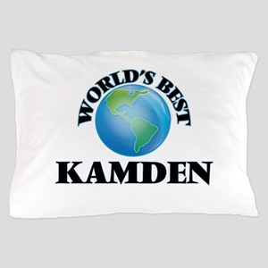 World's Best Kamden Pillow Case