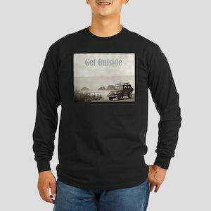 Get Outside FJ40 Long Sleeve T-Shirt