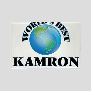 World's Best Kamron Magnets