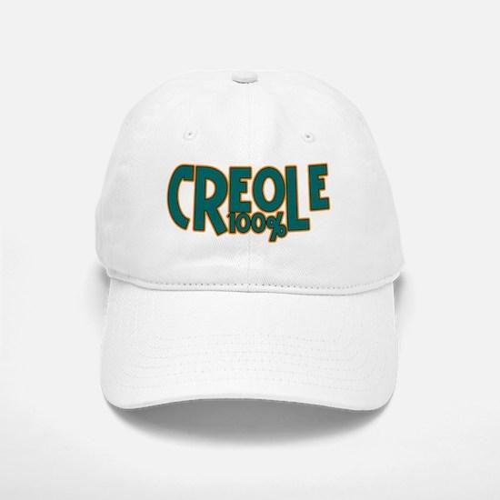 100% Creole Baseball Baseball Cap