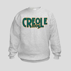 100% Creole Kids Sweatshirt