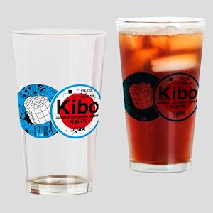 Kibo STS-123 Drinking Glass