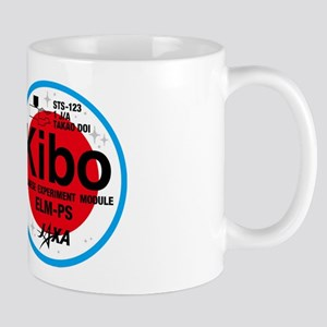 Kibo Sts-123 Mug Mugs