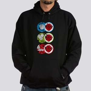 Kibo 3 Patches Hoodie