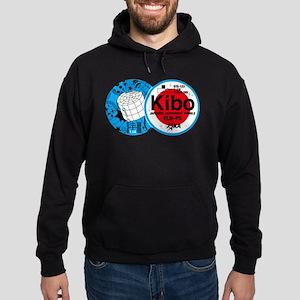 Kibo STS-123 Hoodie (dark)