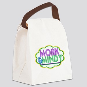 Mork & Mindy Canvas Lunch Bag