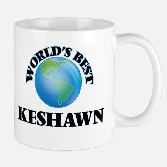 World's Best Keshawn Mugs