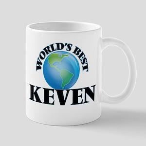 World's Best Keven Mugs