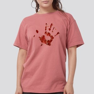 Bloody Handprint Righ T-Shirt
