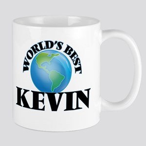 World's Best Kevin Mugs