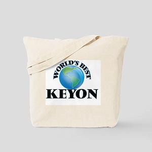 World's Best Keyon Tote Bag