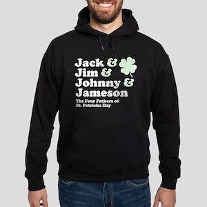 Jack Jim Johnny & Jameson Hoodie