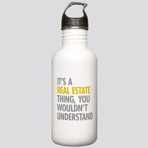 Real Estate Thing Stainless Water Bottle 1.0L