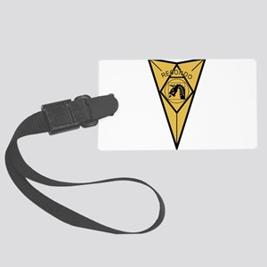 18th Airborne RECONDO Insignia.p Large Luggage Tag