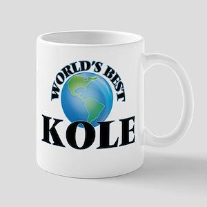 World's Best Kole Mugs