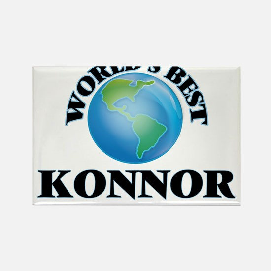 World's Best Konnor Magnets