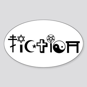 Religious Fiction Sticker