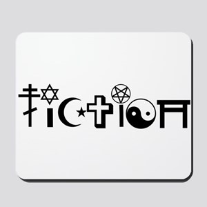 Religious Fiction Mousepad