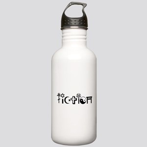 Religious Fiction Water Bottle