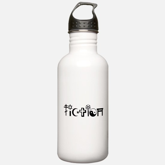 Religious Fiction Water Bottle