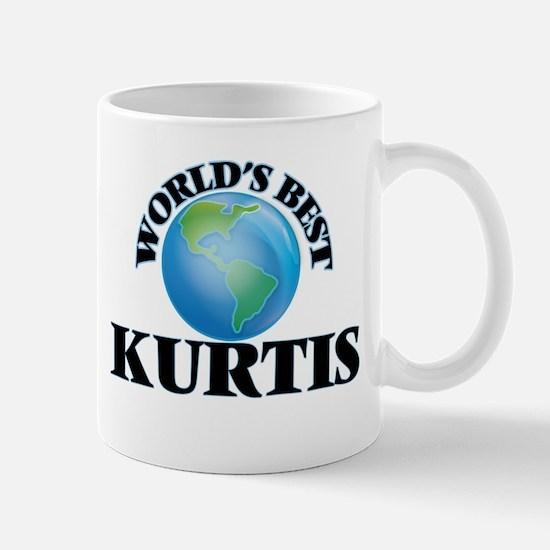 World's Best Kurtis Mugs