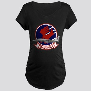 Top Gun Maternity Dark T-Shirt