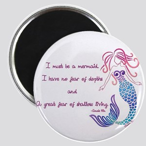 Tribal Mermaid Musings Magnets