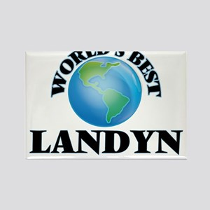 World's Best Landyn Magnets