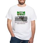 John Kerry the Waffle House White T-Shirt