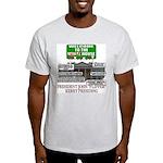 John Kerry the Waffle House Ash Grey T-Shirt