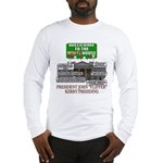 John Kerry the Waffle House Long Sleeve T-Shirt