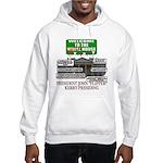 John Kerry the Waffle House Hooded Sweatshirt