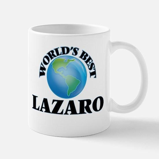 World's Best Lazaro Mugs