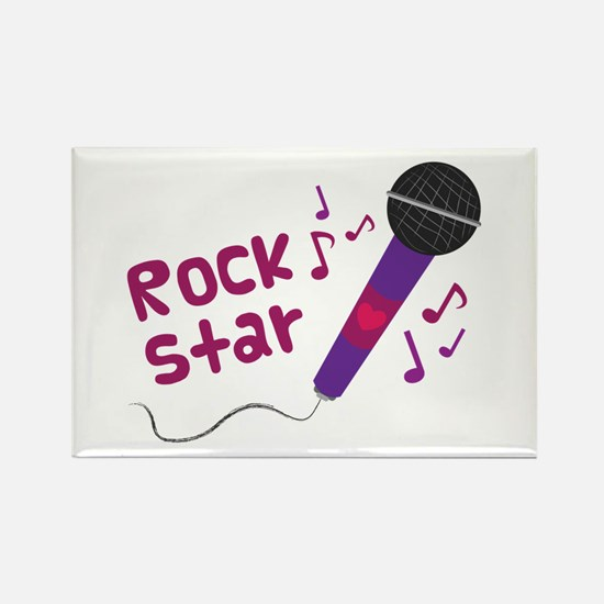 Rock Star Magnets