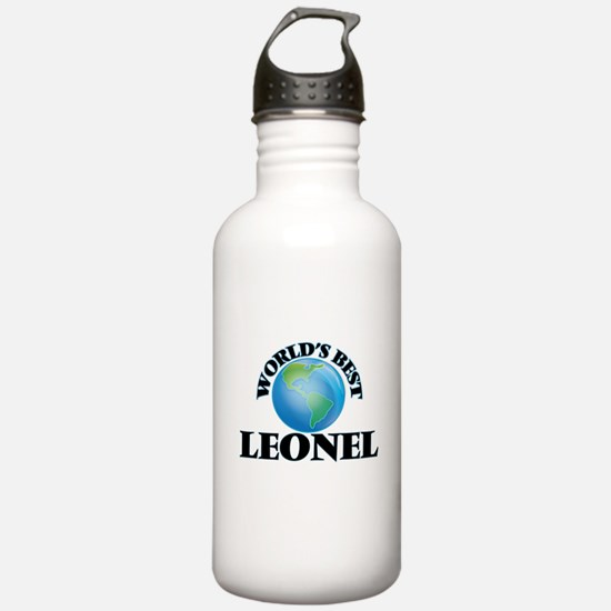 World's Best Leonel Water Bottle