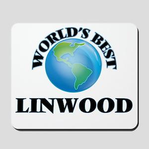 World's Best Linwood Mousepad