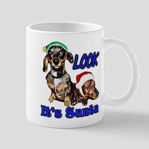 Look It's Santa Mugs