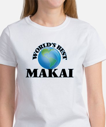 World's Best Makai T-Shirt