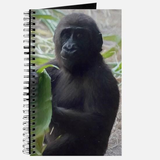 Baby Gorilla Journal