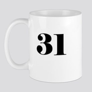 Preposterous 31 Mug