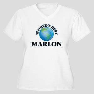 World's Best Marlon Plus Size T-Shirt