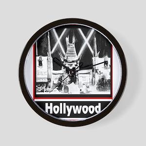Hollywood Wall Clock