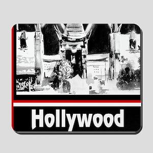 Hollywood Mousepad