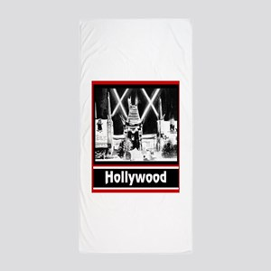 Hollywood Beach Towel