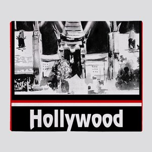 Hollywood Throw Blanket