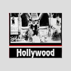 Hollywood Throw Blanket