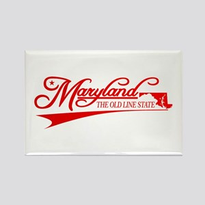 Maryland State of Mine Magnets