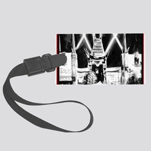 Hollywood Large Luggage Tag