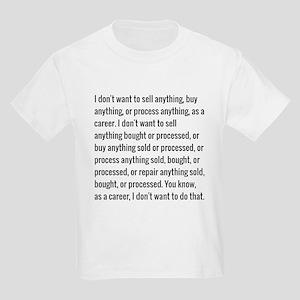 Lloyd Dobler Quote T-Shirt